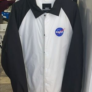 Vans nasa jacket